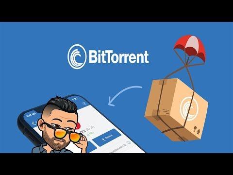 Airdrop BitTorrent pagou na Binance ! 1.49 BTC em moedas para HOLD .