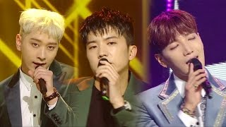 《POWERFUL》 2PM - Promise (I'll be) @인기가요 Inkigayo 20161002