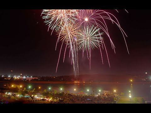 Video Best Places to Celebrate 4th of July :  The Best Beaches in the U.S. for Celebrating Fourth of July