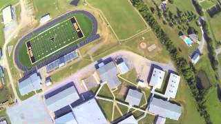 Inola Public School New Football Field