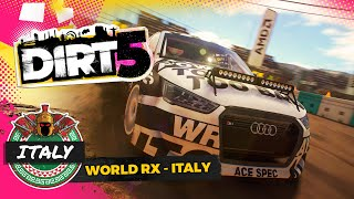 Gara Rally Cross - Italia