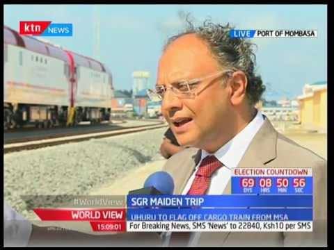 Dr Kevit Desai-SGR Consortium on the benefits of the SGR ahead of its launch