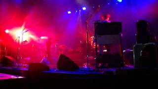 Blacking Out the Friction / St Peter's Cathedral - Death Cab for Cutie (Perth Festival Gardens)