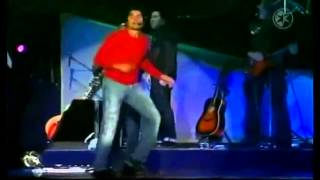 Ettienne Fuentes Jr with Chayanne Caprichosa Live