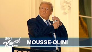 Donald's Trumpumphant Return to COVID Infested White House