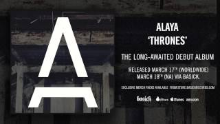 ALAYA - Paths (Official HD Audio - Basick Records)