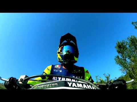 Motocross day at the Cavallara MX park
