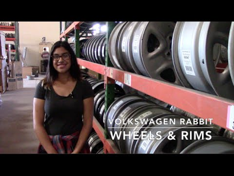 Factory Original Volkswagen Rabbit Wheels & Volkswagen Rabbit Rims – OriginalWheels.com