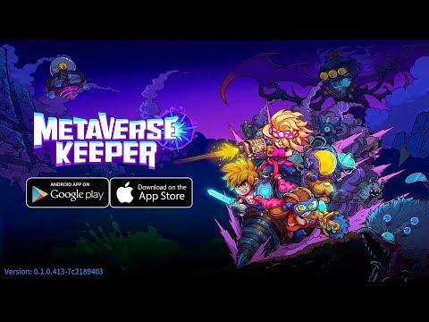 Metaverse Keeper - Roguelike Beta Gameplay (Android/IOS)