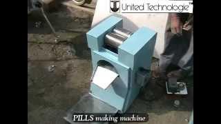 Pills Making Machine
