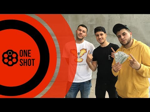 ONE SHOT: Feel, MishMash, Siimbad & Tahoma - The Challenge [Official HD Video]