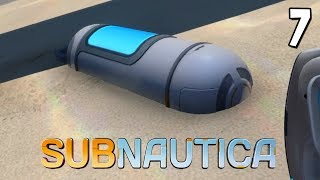 🐠 I Found a Time Capsule! | Subnautica Gameplay | Part 7