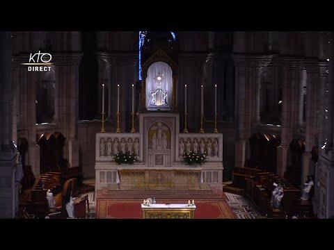 Prière du Milieu du jour du 5 octobre 2021 des Bénédictines du Sacré-Coeur de Montmartre