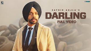 Darling Song Lyrics in English – Satbir Aujla