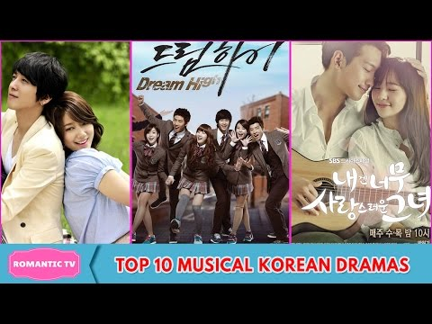 Top 10 musical korean dramas