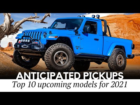 , title : 'Top 10 Anticipated Pickup Trucks to Arrive in 2021 (Rundown of News and Rumors)