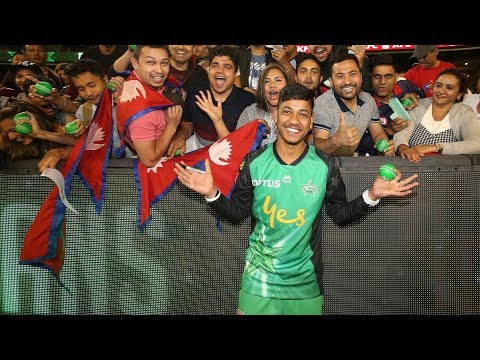 Incredible support from Nepal fans in my journey so far - Lamichhane