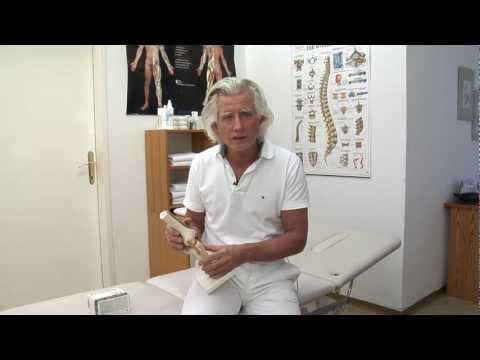 Röntgen Klassifizierung von Osteochondrose