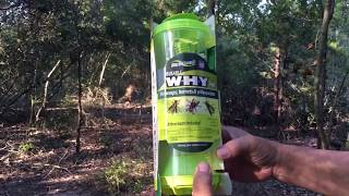 Rescue  W·H·Y Trap For Wasps, Hornets & Yellowjackets. #wasp Trap