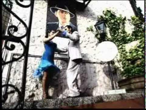 Ilusion azul.Hermoso tango baile.Alfredo de Angelis.