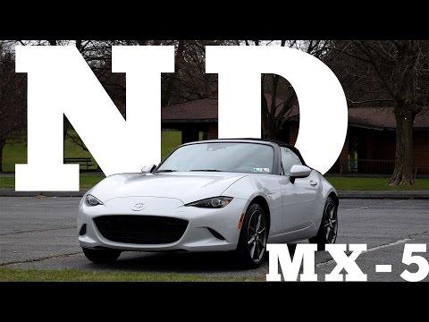 mazda mx 5 nd gets reviewed by regular car autoevolution. Black Bedroom Furniture Sets. Home Design Ideas