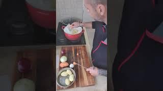 מתכון לעוף וירקות בתנור של תומר תומס