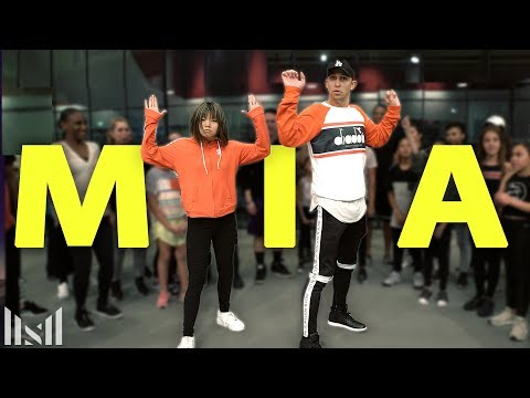 MIA - Bad Bunny Ft Drake Dance | Matt Steffanina & Bailey Sok