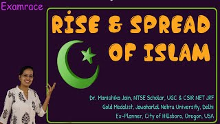 Rise and Spread of Islam: Teachings of Prophet Muhammed, Umayyads, Abbasids - ICSE Class 7 History