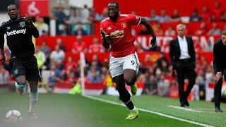 Manchester United - fastest players  ● Top 5 sprints