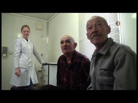 Автопоезд здоровья в Альшеевском районе