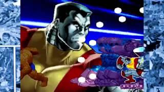 Marvel Super Heroes II: Apocalypse - Trailer [Full MUGEN Game]