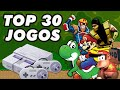 Top 30 Jogos De Super Nintendo Melhores Jogos De Snes N