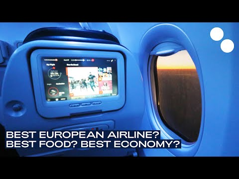 TURKISH AIRLINES B737-800 NEW ECONOMY  LUXEMBOURG – ISTANBUL