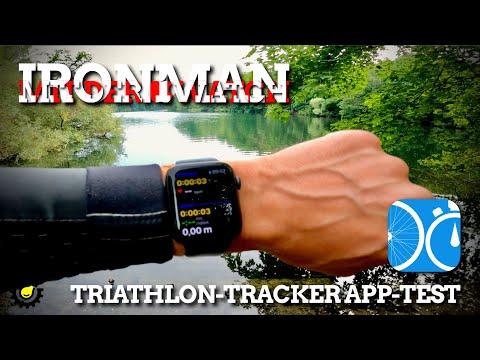 App-Test: Triathlon Tracker | Lohnt sich der Kauf für die Apple Watch?