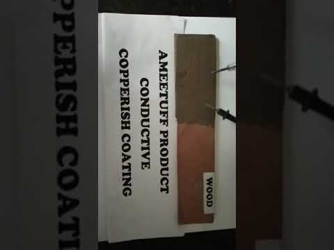 Copper Conductive Coating