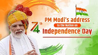 74th Independence Day Celebrations – PM Modi address to the Nation from Red Fort - 15 August 2020