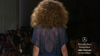 JENNY PACKHAM: MERCEDES-BENZ FASHION WEEK SPRING 2014 COLLECTIONS