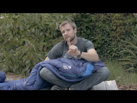 Mountain Hardwear Lamina Z Torch Sleeping Bag Review
