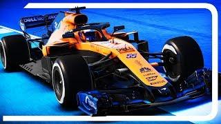F1 2019 MOD MCLAREN MCL34 GAMEPLAY | Carlos Sainz Onboard