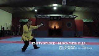 Shaolin Kungfu Basic Movements