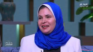 لقاء خاص مع الفنانه آيتن عامر.. وعائلة صعيدية تُكرم أبنائها وبناتها المتفوقين في حفل سنوي