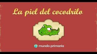 La piel del cocodrilo