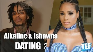 "Alkaline and Ishawna Dating? Ishawna Speaks Out + Masicka & Bounty Killer  NEW Song ""Top Rank"""