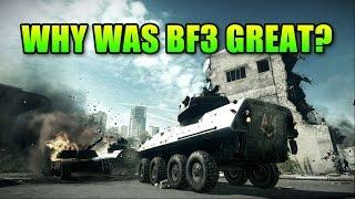 מה הפך את BF3 ליצירת אומנות?