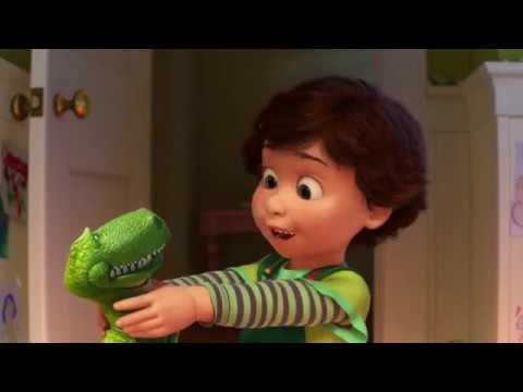 мультфильм Disney Истории игрушек - Веселозавр Рекс   Короткометражки Студии PIXAR [том3] видео