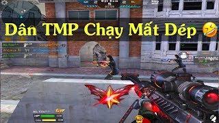 CF Legends : Dân TMP Thiên Sứ Bị Dân Sniper Đi Lùa Chạy Mất Dép