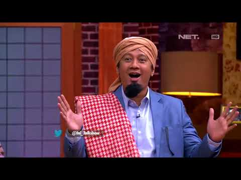 The Best of Ini Talkshow - Akri KW Bikin Yel Yel ala Patrio