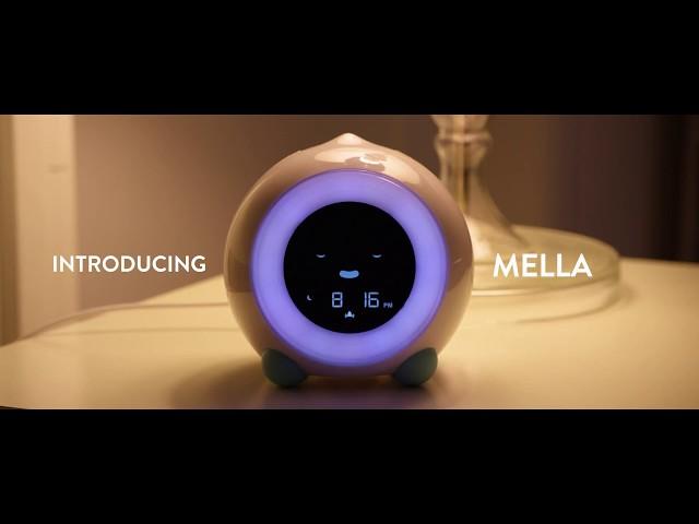 Будильник Mella поможет детям и проснуться, изаснуть