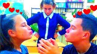 ДАРИНА +ВЛАД =ЛЮБОВЬ!!!АНЯ В ШОКЕ!!!