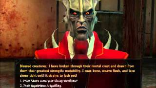 Playthrough - Vampire The Masquerade: Bloodlines Pt50 ~here comes Ugly-Face~
